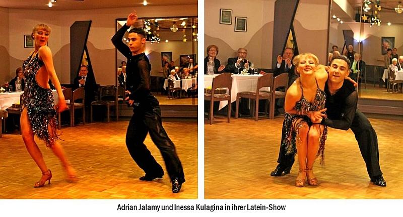 tanzmusik standard und latein